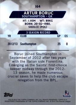 Southampton Topps Premier Gold 2013 Base # 164 Artur Boruc