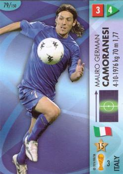 2006 Panini Germany World Cup #79 Mauro German Camoranesi Front