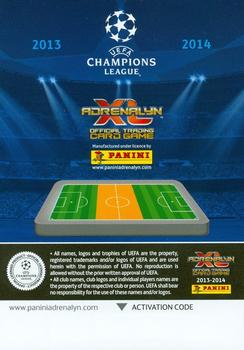 Panini Adrenalyn XL Champions League 13//14-124-Eden Hazard