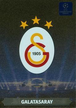 2013 14 Panini UEFA Champions League Adrenalyn XL  14 Galatasaray