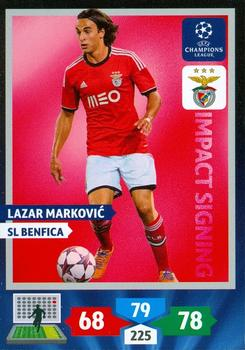 Match Attax 2016//17 Premier League-ns10 Lazar Markovic-New signing