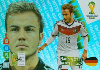 FIFA 365 Adrenalyn XL International... Nr 367 Thomas Müller /& Mario Götze