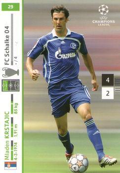 Panini 377 Ivan Rakitic FC Schalke 04 UEFA CL 2007//08