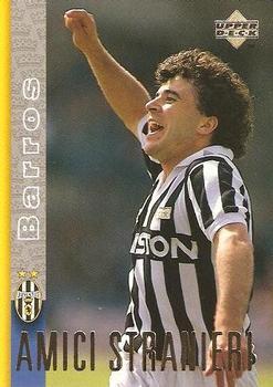 0793eb634 1998 Upper Deck Juventus F C  39 Rui Barros Front