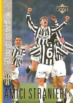 12f880e65 1998 Upper Deck Juventus F C  40 Vladimir Jugovic Front