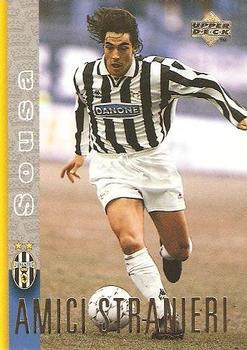 c7365d547 1998 Upper Deck Juventus F C  41 Paulo Sousa Front