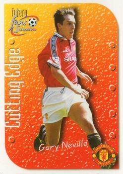 001-099 Futera 1999 Tarjetas de fútbol del Manchester United