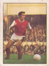 1971-72 Panini Football 72 #11 George Graham Front