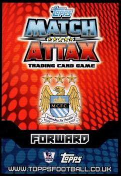 Match Attax 2016//17 Premier League-ma24 Alvaro Negredo-Man of the Match