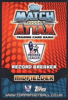 Match ATTAX 2014//15 premier League #440 sol Campbell-record Breaker