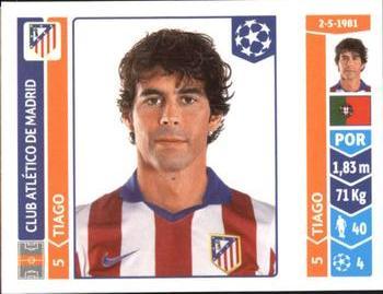 Adrenalyn XL Champions League 13//14 diego Godin-Club Atletico de Madrid