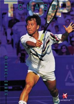 1996 Intrepid Blitz ATP #5 Michael Chang Front