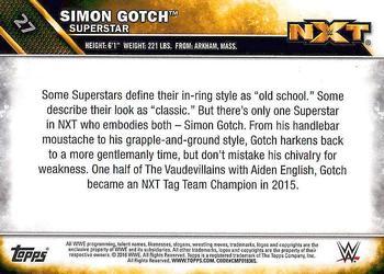 #163 Simon Gotch Slam Attax takeover