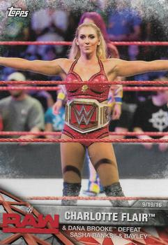 2017 WWE Women/'s Division Moments #13 Charlotte Flair Bayley