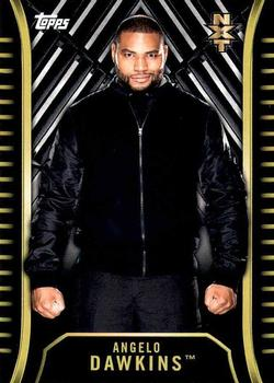 2018 Topps WWE NXT #R-6 Angelo Dawkins Front