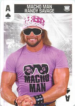 Macho Man Randy Savage Gallery 2018 The Trading Card