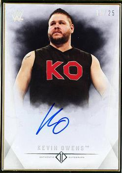 2019 Topps WWE Transcendent Collection #A-KO Kevin Owens Front