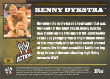 Kenny Dykstra 2007