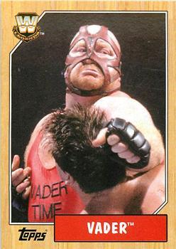Slam Attax #171 Vader