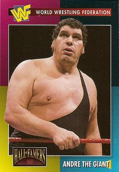 1995 WWF Magazine #5 Andre the Giant Front