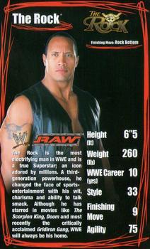 Gregory Helms Fridge Magnet Top Trumps Card WWE Wrestler
