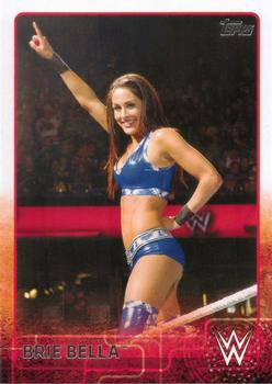 Sports Mem, Cards & Fan Shop Wrestling Cards 2016 Topps WWE Divas Revolution Wrestling #17 Brie Bella