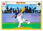 1990 Upper Deck Comic Ball Baseball The Trading Card Database